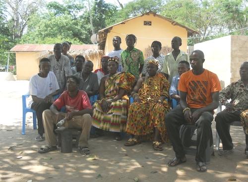 Le Comité Villageois de Développement