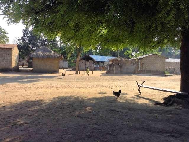 Le village de Kodzé