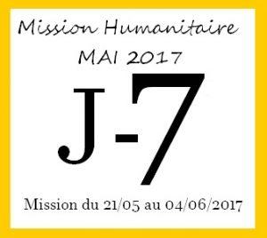J-7 MISSION HUMANITAIRE au togo avec apvtogo