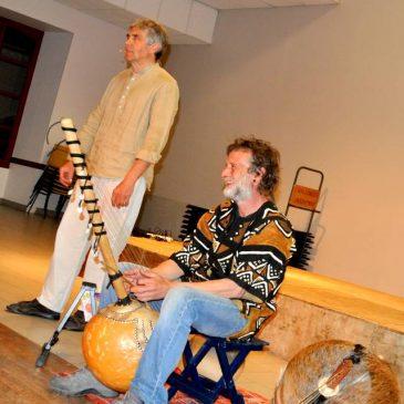 Soirée avec Eric LEURENT et Fred PELLETIER